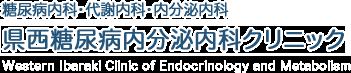 県西糖尿病内分泌内科クリニック