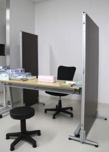 検査室 採血ブース 01