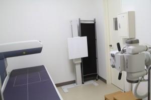 X線検査室 01
