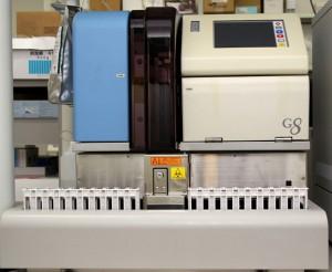 自動グリコヘモグロビン分析計 723-G8